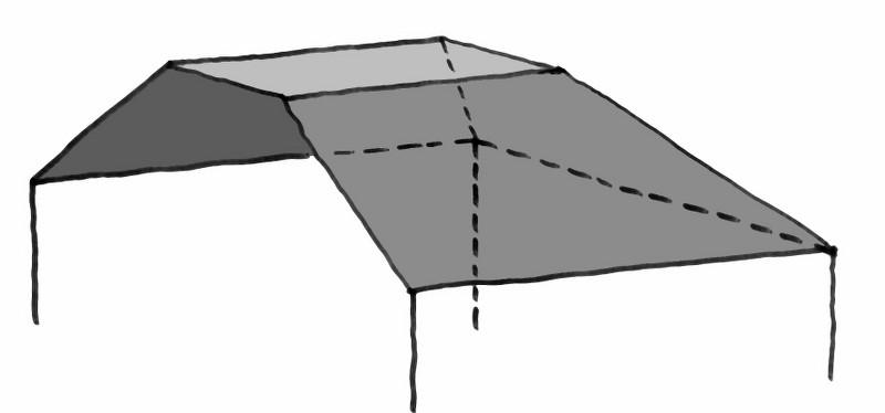 Deckenform_Dampfbad_U-Pult